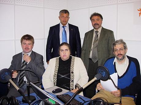 Участники программы, фото Радио Свобода